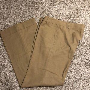 Chloe Cuffed Trousers
